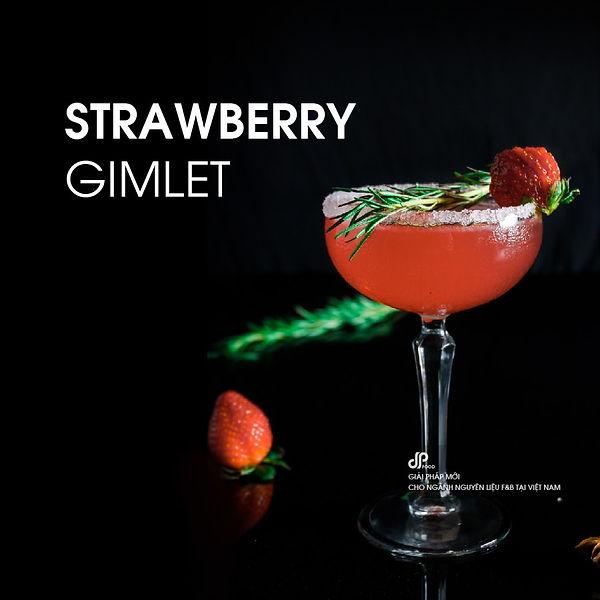 cocktail-strawberry-gimlet