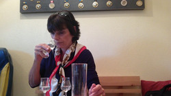 Master Distiller training the Nose