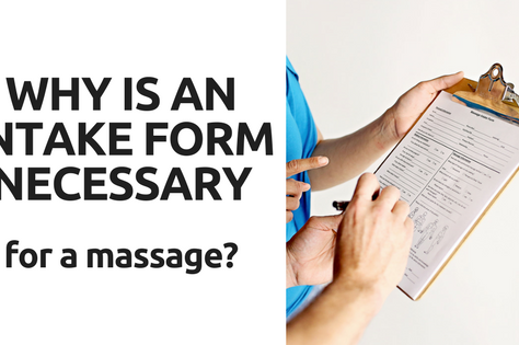 Why is an Intake Form Necessary?