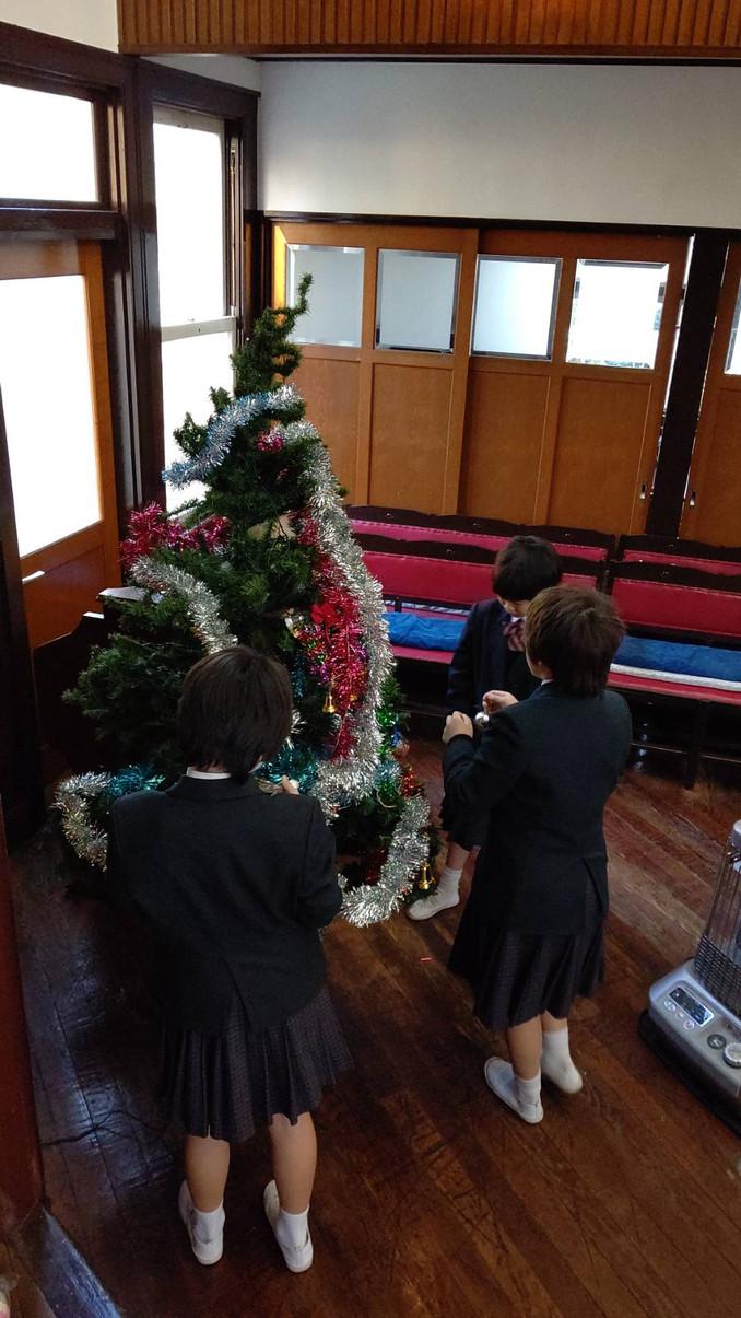 Christmasが始まります!