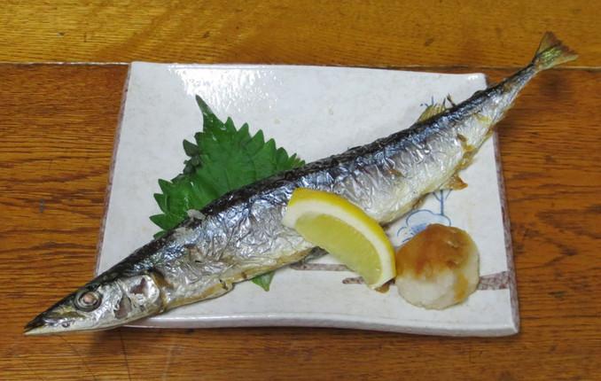 秋刀魚は大人の第一歩