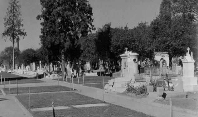 Panteón Americano Circa 1960s