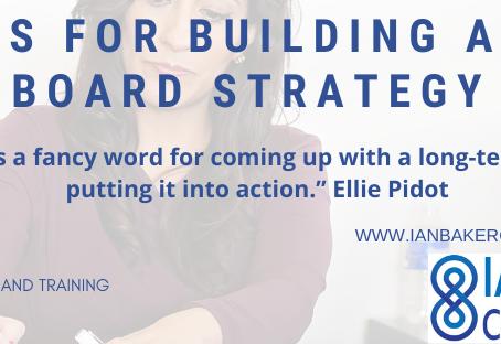 Building a Solid Boardroom Strategy