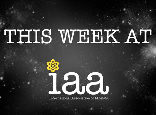 This Week At IAA Friday 10 July 2020