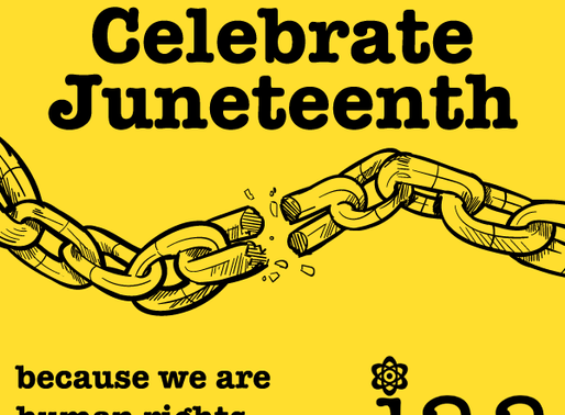 Why A Global Atheist NonProfit Celebrates Juneteenth