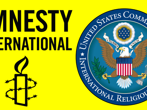 Amnesty and USCIRF Add Their Voices To The Fight For Mubarak Bala