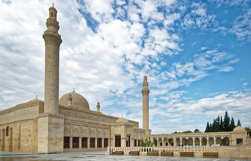 Juma Mosque of Shamakhi