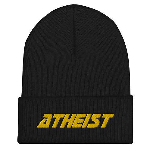 Atheist Cuffed Beanie