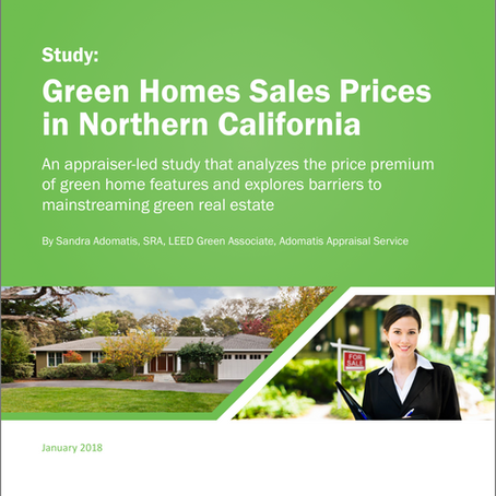 Study: Green-Certified Homes Sell for More