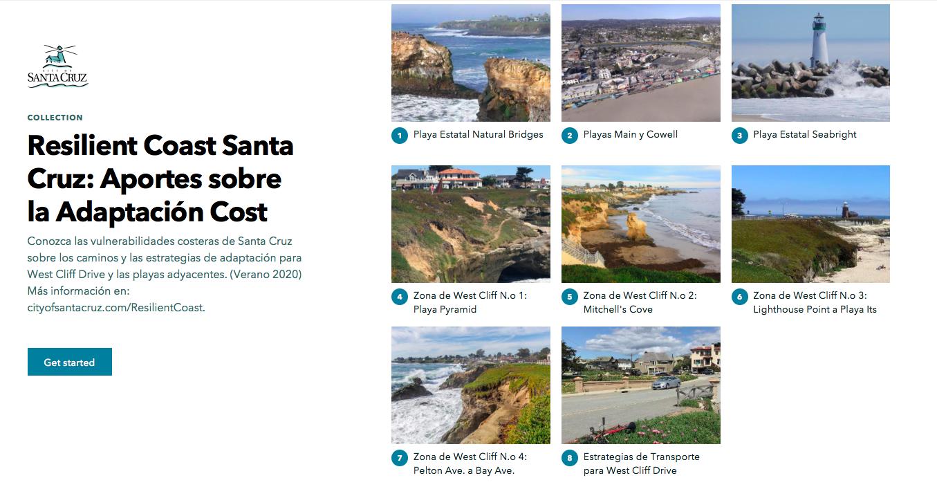 Santa Cruz Storymap_Spanish