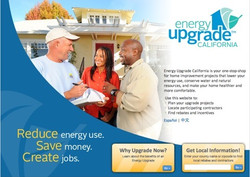 Energy Upgrade Website 2010