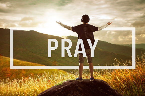 Prayer: An Invitation to Relationship