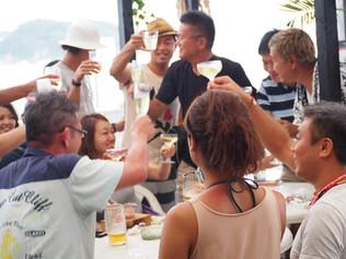 Beach Cafe 海豚 LIVE(江の島)