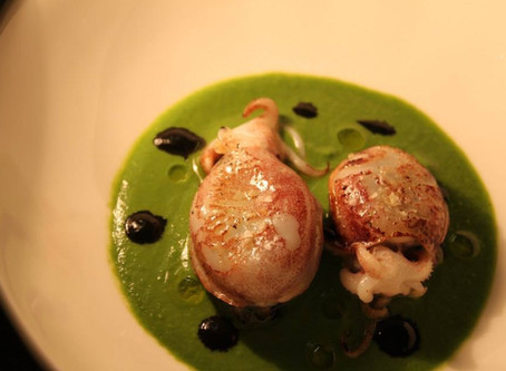 Cuttlefish Dish, Come To Try It!!!