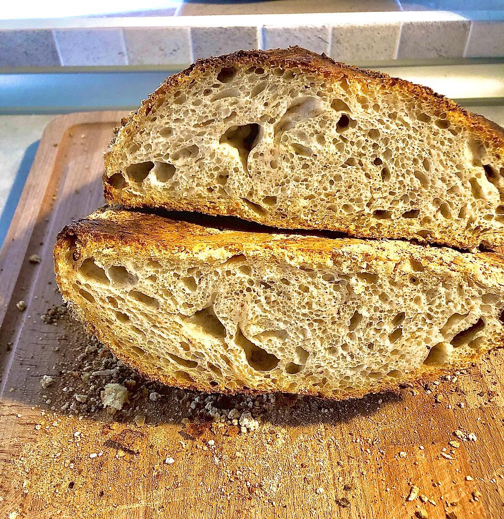 Pane a Lievito madre Vieste / Sourdough Bread Vieste