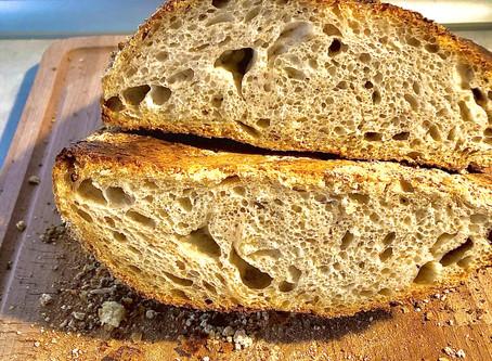 SourDough Bread Puglia in Vieste, come le nostre nonne preparavano questo squisito Pane.