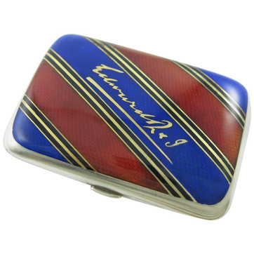 King Edward VII's personal cigarette case