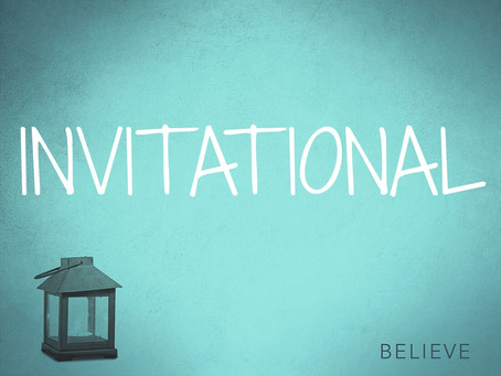 Sharing My Faith - Invitational Approach