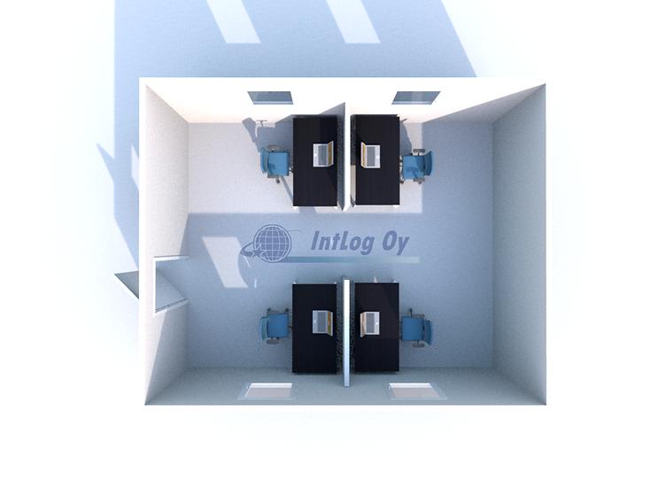 Office Module (2x20*)