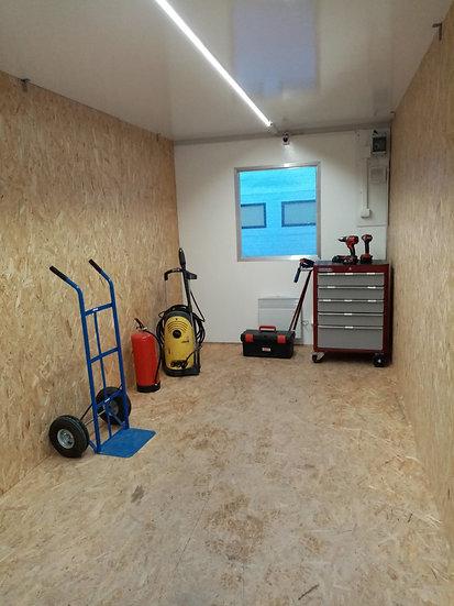 QuickSpace työmaatila - IMODQS804