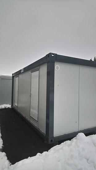 WC/suihkumoduuli (4WC:tä ja suihkua erillisillä ovilla ulkoa) - IMODS102