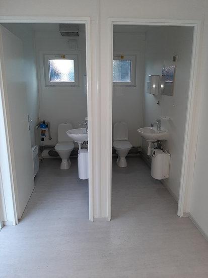 Toimisto/pukuhuone (2:lla wc:llä) - IMODT010