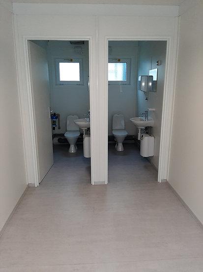 Toimisto/pukuhuone (2:lla wc:llä) - IMODT009