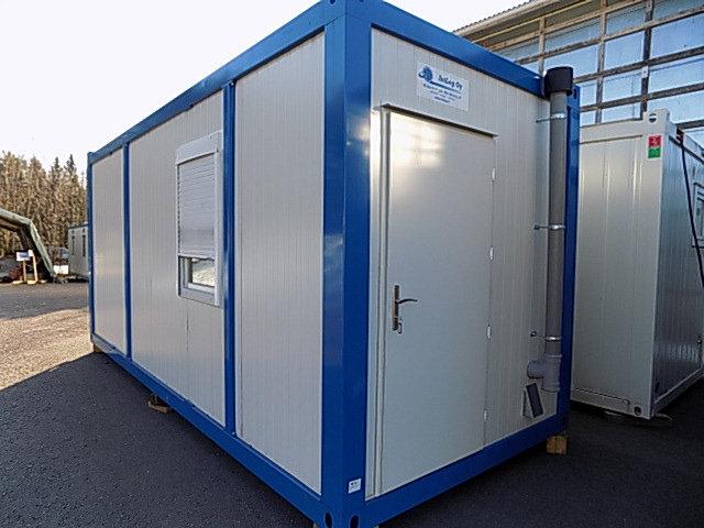 20' Toilet Module (Burning Toilet)