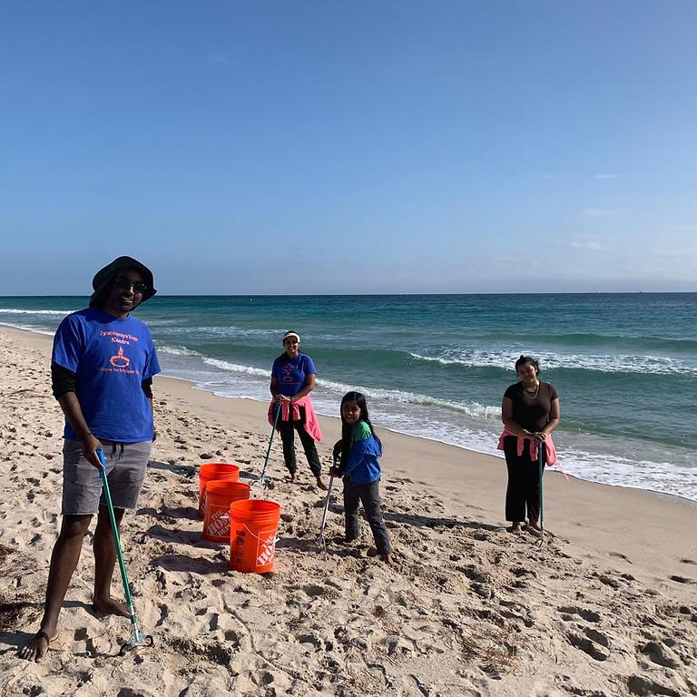Beach Clean up   (14)