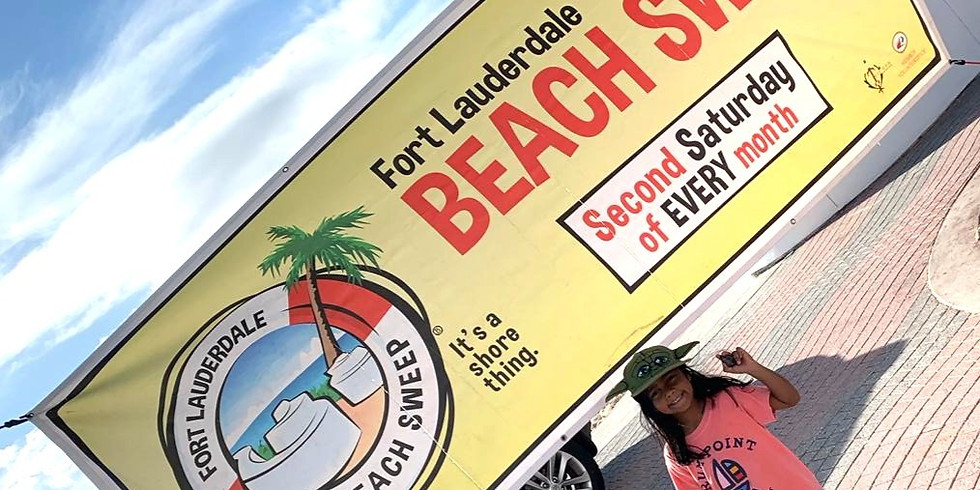 Beach Clean up   (11) TBA