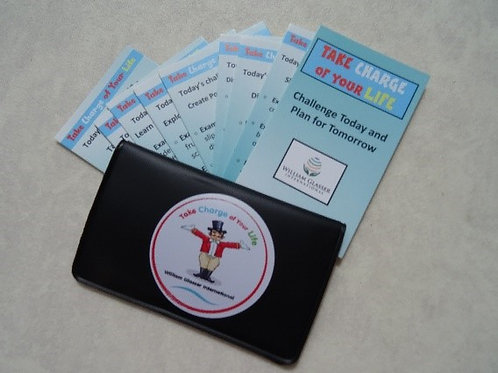 Take Charge Challenge Cards
