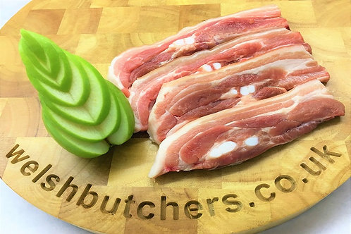 Marinated Belly Pork Slices (gluten free)