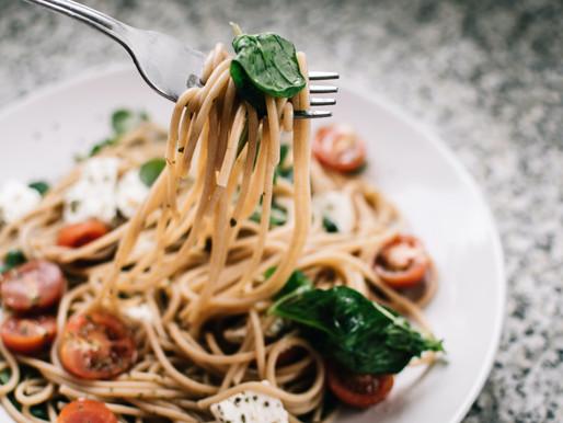 Alternatives to pasta!