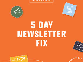 30 things to write about in your newsletters