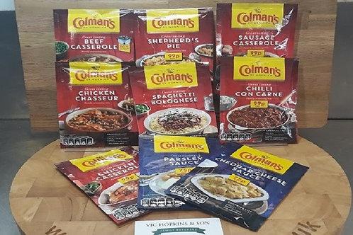 Colman's Sauces