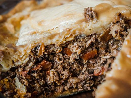 Vegan Corned Beef Pie Recipe