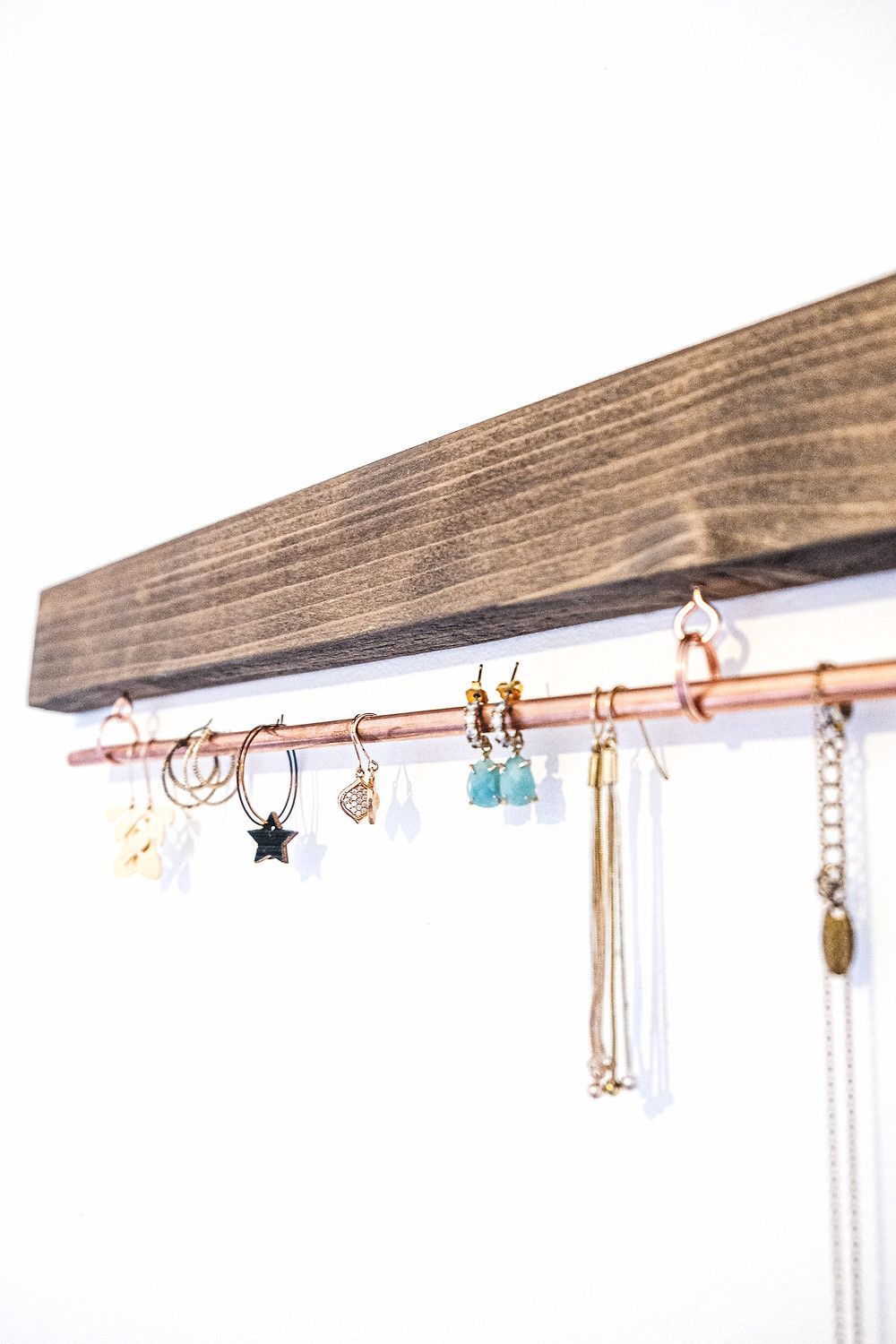 DIY jewellery storage holder Barry, Cardiff South Wales
