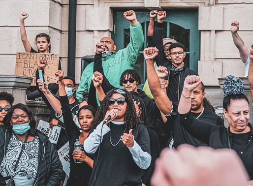 Black Lives Matter | Stand in Solidarity