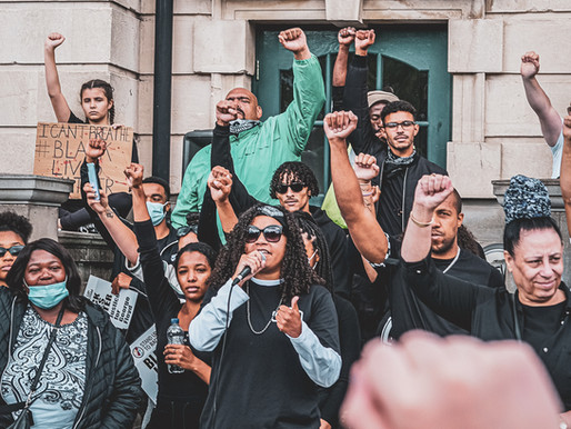 Black Lives Matter   Stand in Solidarity