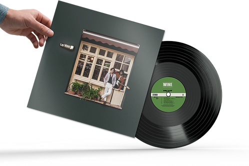 "La Vitti Bar · Limited Edition 12"" LP"