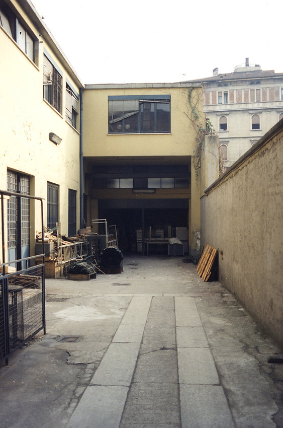 Office Building Renovation, before