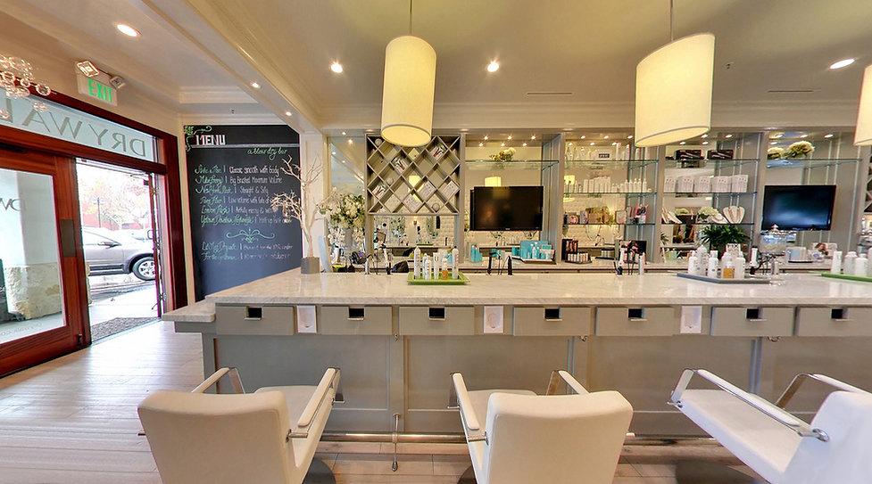 Hair Salon Interior Design & Architecture