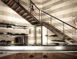 RETAIL - Versace Men's Store, Genova