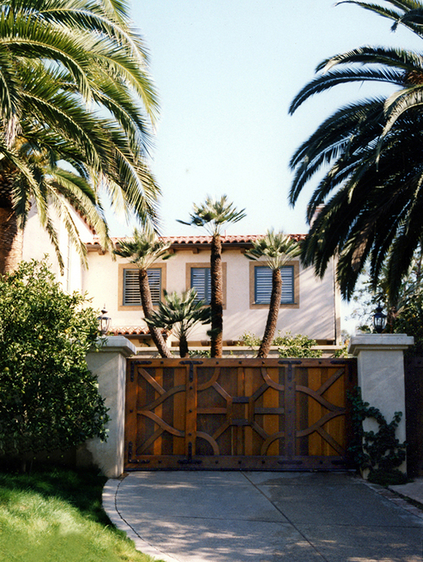 PRIVATE RESIDENCE - Brentwood, CA