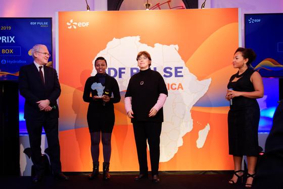 Hydrobox winner of EDF Pulse Africa Award 2019 !