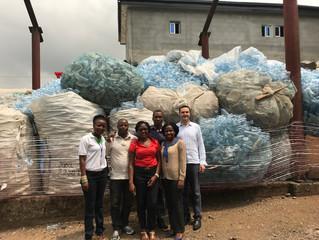 Visite de terrain à Limbé et Yaoundé