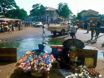 Vlaanderen op eerste economische missie naar Guinée