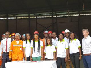 Cimencam - NAMé Recycling Promotion Event