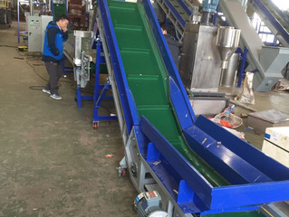 NAMé visits producers of recycling lines
