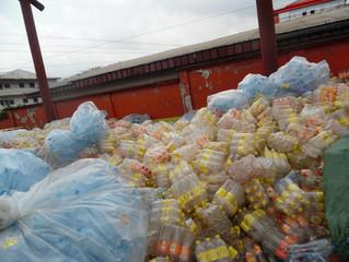 """Lancement du partenariat entre """"NAMé Recycling"""" et la société """"SOURCE DU PAYS"""""""